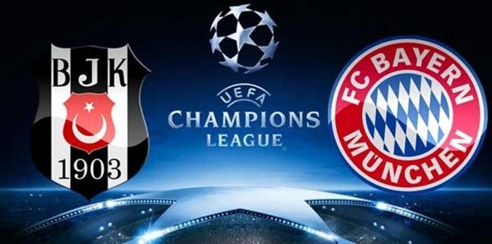Beşiktaş Bayern Münih Maçı Ne Zaman Hangi Kanalda 1