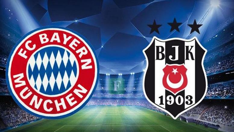 Beşiktaş Bayern Münih Maçı Ne Zaman Hangi Kanalda