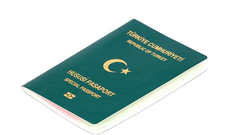 Hususi Pasaport nedir? Kimler Hususi Pasaport alabilir? 2