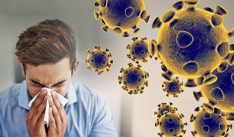 Koronavirüste bulaşma katsayısı nedir?