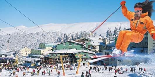 Yurtiçi ve Vizesiz Yurtdışı Kayak Merkezleri 1