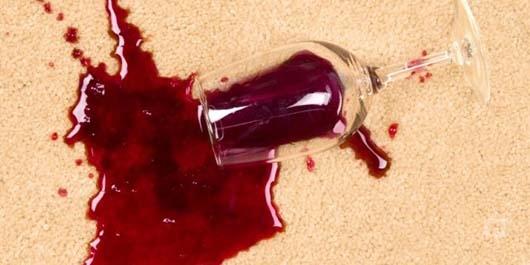Kırmızı Şarap Lekesi Nasıl Çıkarılır 2