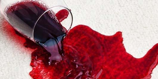 Kırmızı Şarap Lekesi Nasıl Çıkarılır 3