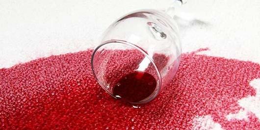 Kırmızı Şarap Lekesi Nasıl Çıkarılır 4