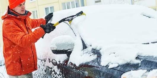 Karlı Havada Araç Nasıl Kullanılır 2