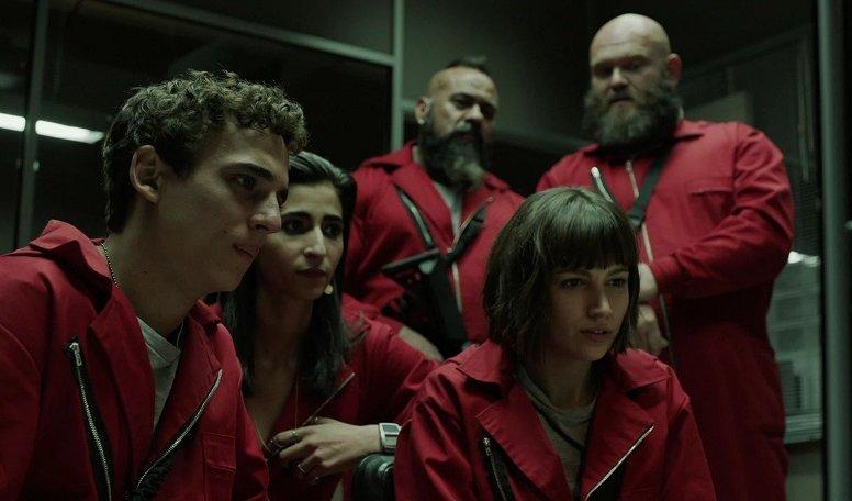 La Casa de Papel 3'üncü sezon ne zaman başlayacak